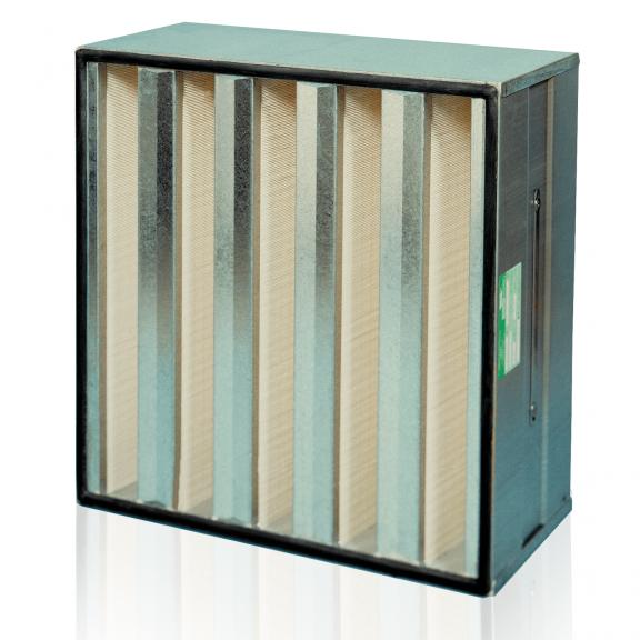 High Capacity HEPA/ULPA filter