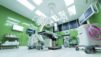 HEPA Filters in Hospitals