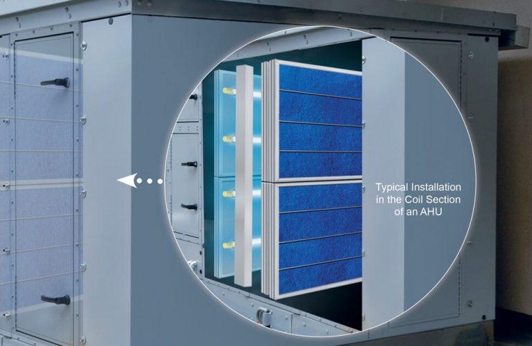 UV Light Air Filtration System